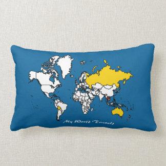 私の旅行Lumbarの枕 ランバークッション