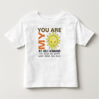 私の日光です トドラーTシャツ