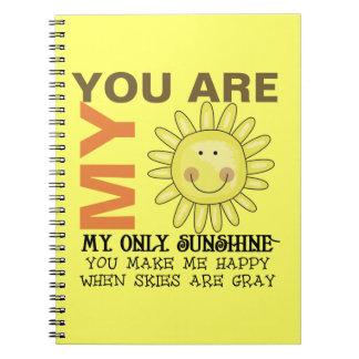 私の日光です ノートブック