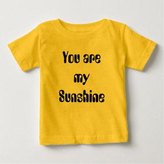 私の日光です ベビーTシャツ