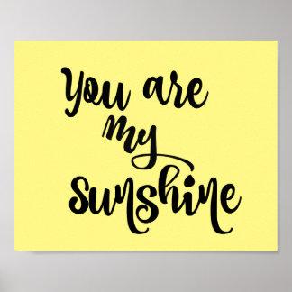私の日光です ポスター