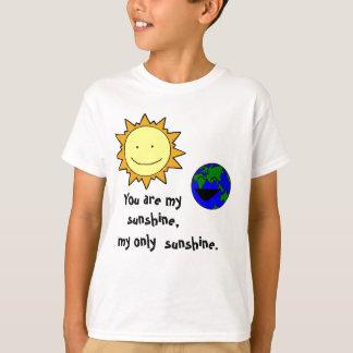 私の日光です Tシャツ