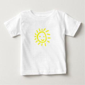 私の日光の赤ん坊のTシャツ ベビーTシャツ