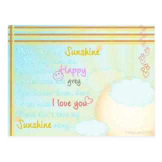 私の日光 ポストカード