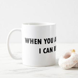 私の時間にあるとき、私はマグそれを開拓してもいいです コーヒーマグカップ