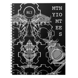 私の時間のノート ノートブック