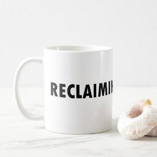 私の時間のマグの開拓 コーヒーマグカップ
