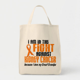 私の曾祖父1のための戦いの腎臓の蟹座 トートバッグ