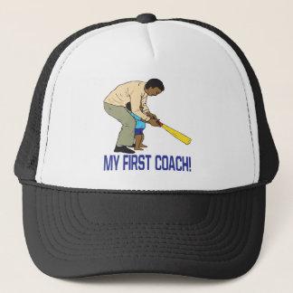 私の最初コーチ キャップ