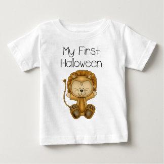 私の最初ハロウィンの男の子#2の*T-Shirt* ベビーTシャツ