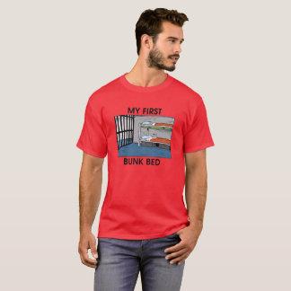 私の最初二段ベッドのTシャツ Tシャツ