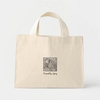 私の最初妖精のバッグ ミニトートバッグ