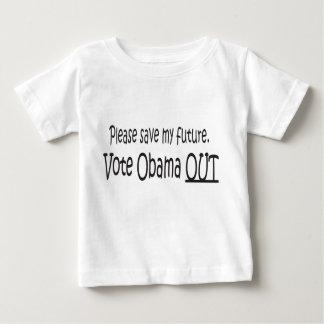 私の未来を救って下さい ベビーTシャツ