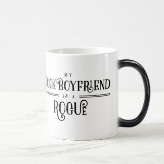 私の本のボーイフレンドは悪党です モーフィングマグカップ