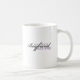 私の本のボーイフレンド-アレックス コーヒーマグカップ
