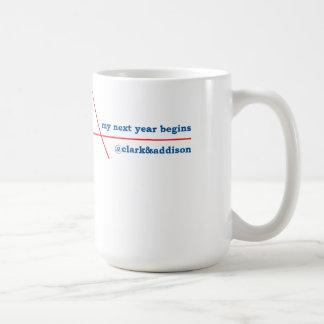 私の来年のマグ コーヒーマグカップ