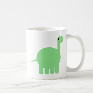 私の漫画の恐竜 コーヒーマグカップ