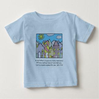 私の父の家 ベビーTシャツ