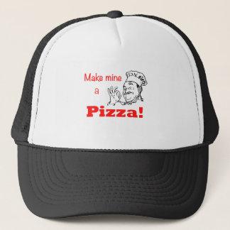 私の物にピザをして下さい! キャップ