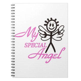 私の特別な天使 ノートブック