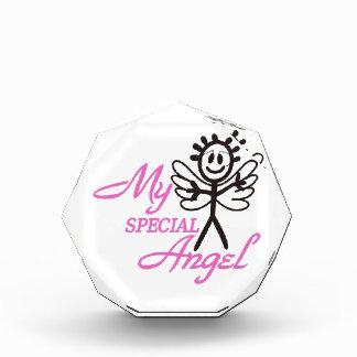 私の特別な天使 表彰盾