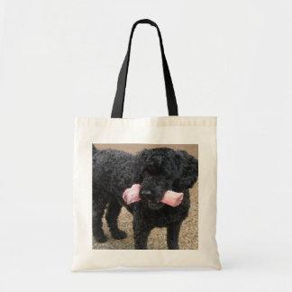 私の犬ロミオ トートバッグ