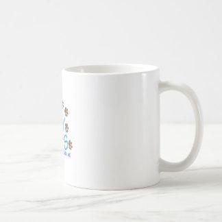 私の猫歩行 コーヒーマグカップ
