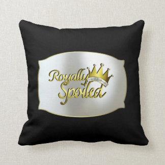 私の王American MoJo Pillow クッション