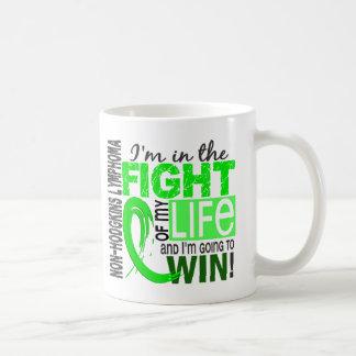 私の生命非Hodgkin'sリンパ腫の戦い コーヒーマグカップ