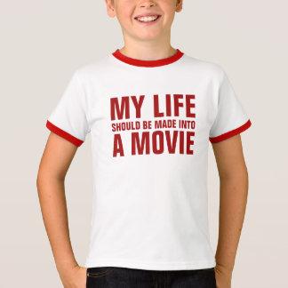 私の生命、映画ワイシャツ及びジャケット Tシャツ