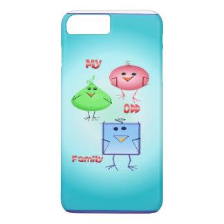 私の異様な家族 iPhone 8 PLUS/7 PLUSケース