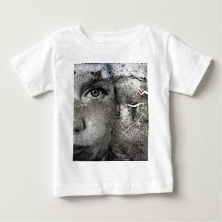 私の目は新しいの明日見ます ベビーTシャツ