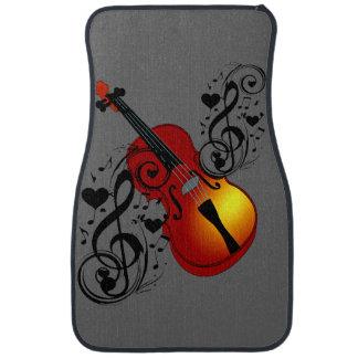 私の相棒、Violin_ フロアマット