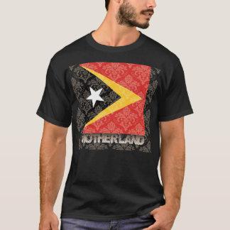 私の祖国東部チモール島 Tシャツ