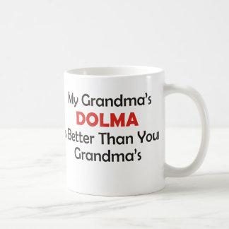 私の祖母のDolmaはあなたの祖母よりよいです コーヒーマグカップ