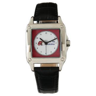 私の祖母を愛して下さい 腕時計