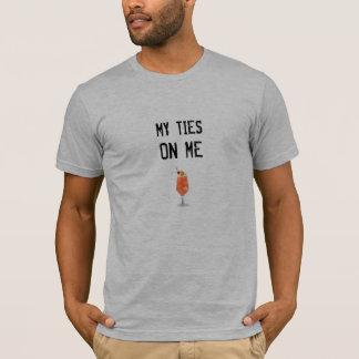 """""""私の私のタイ"""" Tシャツ"""