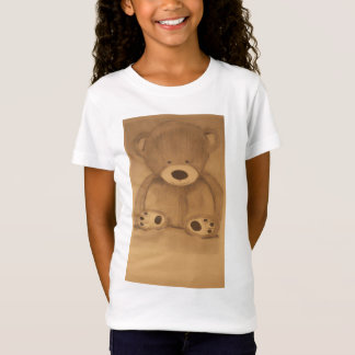 私の移動式テディー・ベア Tシャツ