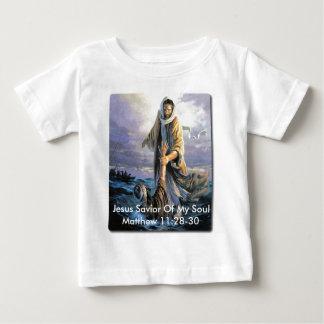 私の精神のイエス・キリストの救助者 ベビーTシャツ