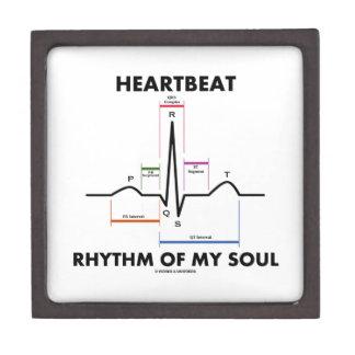 私の精神(心電図)の心拍のリズム ギフトボックス