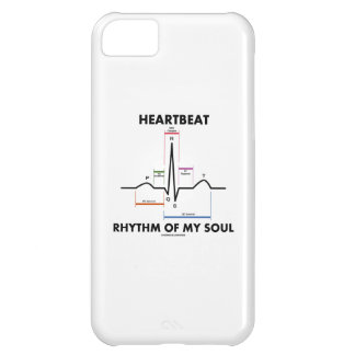私の精神(心電図)の心拍のリズム iPhone5Cケース