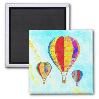 私の美しい気球の磁石 マグネット