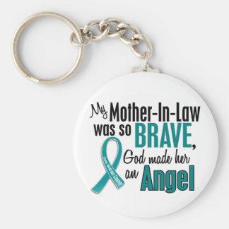 私の義母は天使1の卵巣癌です キーホルダー