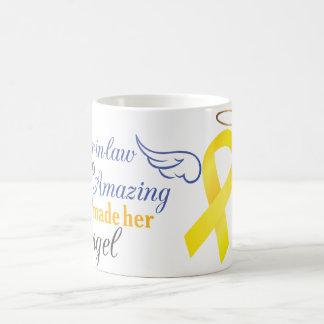 私の義母天使-膀胱癌 コーヒーマグカップ