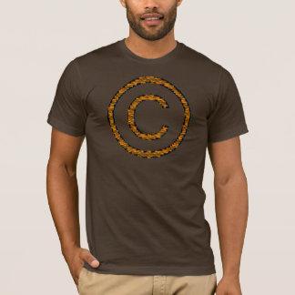 私の自身の版権-金子供 Tシャツ