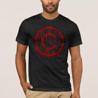 私の自身の血の版権 Tシャツ