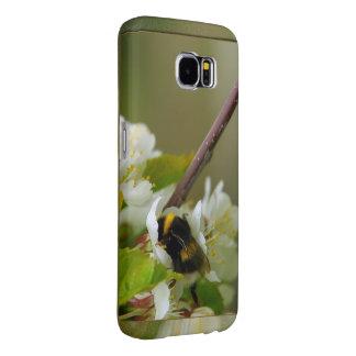 私の花 SAMSUNG GALAXY S6 ケース