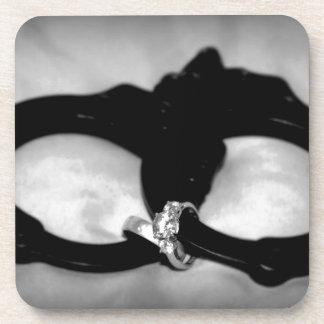 私の英雄に結婚した ドリンクコースター