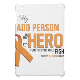 私の英雄をカスタマイズ:  白血病 iPad MINI カバー