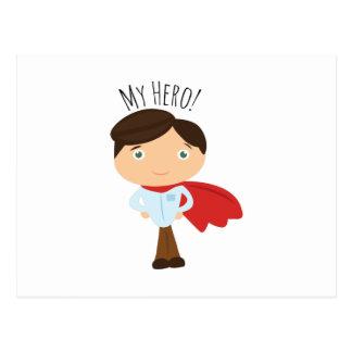 私の英雄! ポストカード
